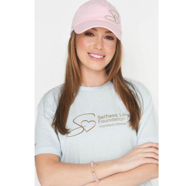 selfless-love-foundation-swag-baseball-cap-pink