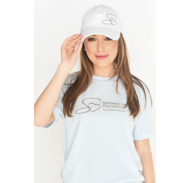 selfless-love-foundation-swag-baseball-cap-white