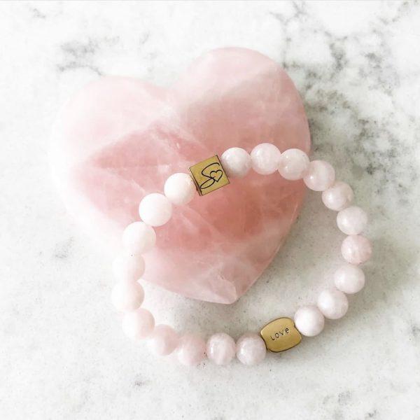 selfless-love-foundation-swag-rose-quartz-bracelet-pink